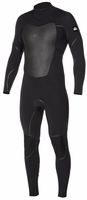 Quiksilver Pyre 4/3mm Men's Back Zip Wetsuit