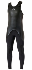 Quiksilver Retro Long John Wetsuit 3mm