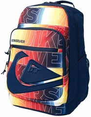 Quiksilver�Schoolie Backpack - Blue/Multi Color!