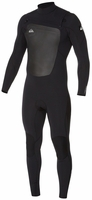 Quiksilver Syncro 3/2mm Mens Wetsuit Chest Zip