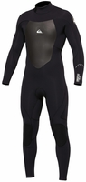 Quiksilver Syncro GBS Mens 4/3m Wetsuit Back Zip