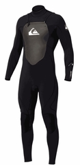 Quiksilver Syncro 4/3 Wetsuit Chest Zip Mens Wetsuit