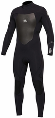 Quiksilver Syncro 5/4/3 Back Zip Men's Wetsuit - Newest Model!