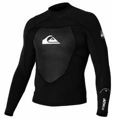Quiksilver Syncro Jacket 1.5mm Black 2013