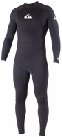 Quiksilver Syncro Surf School GBS Mens 4/3m Wetsuit Back Zip