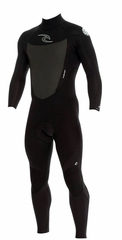 Rip Curl Dawn Patrol 3/2mm Men's Wetsuit GBS -BLACK