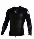 Rip Curl Dawn Patrol Jacket 1.5mm Long Sleeve Black
