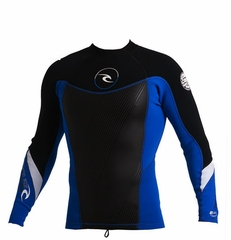 Rip Curl Dawn Patrol Jacket 1.5mm Long Sleeve Blue