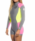 Rip Curl Dawn Patrol Women's 2mm Long Sleeve Springsuit