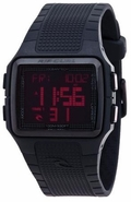 Rip Curl Drift Midnight Men's Watch - BLACK