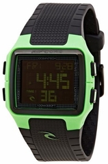 Rip Curl Drift Midnight Men's Watch - Black/Green