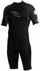 Rip Curl Freelite 2mm Springsuit - Black