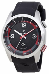 Rip Curl Launch Heat Men's Watch - Black