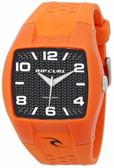 Rip Curl Men's Pivot Sport Waterproof Watch Orange
