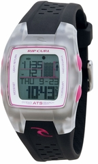 Rip Curl Winki Oceansearch Women's Tide Watch Black/Grey