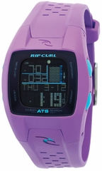 Rip Curl Winki Oceansearch Women's Tide Watch Purple