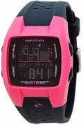 Rip Curl Winki Oceansearch Women's Tide Watch -Blk/Pink