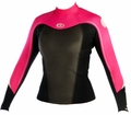 Rip Curl Women's Dawn Patrol 2mm Neoprene Jacket Pink