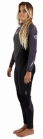 Rip Curl Women's Flash Bomb Wetsuit 4/3mm Chest Zip - Wetsuit of the YEAR!