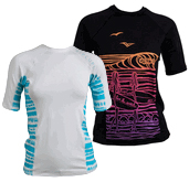 Rip Curl Women's Rashguards