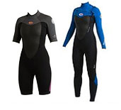 Rip Curl Women's Wetsuits