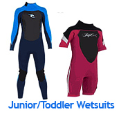 Rip Curl Youth Wetsuits