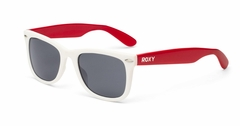 Roxy Coral Sunglasses - White & Pink