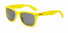 Roxy Coral Sunglasses - Yellow