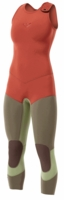 Roxy Kassia Meador Wetsuit 3mm Long John Wetsuit Limited Edition - New Spring Color!