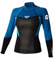Roxy SYNCRO 1.5MM LONG SLEEVE JACKET - 2013