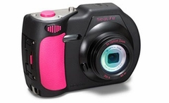 SeaLife DC1400 Digital Underwater Camera - LIMITED EDITION PINK - Support Breat Cancer Research