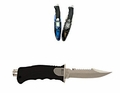 "Stainless Steel 4"" Dive Knife"