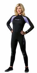 Womens 7mm NeoSport Wetsuit 5mm Arms & Legs
