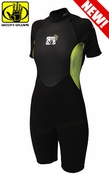 Womens Body Glove Pro3 Springsuit Wetsuit