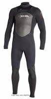 Xcel Infiniti X-Zip 4/3mm Wetsuit Mens SALE!