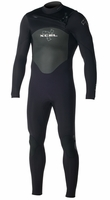 Xcel Men's Axis X2 4/3mm Wetsuit