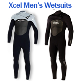 Xcel Men's Wetsuits