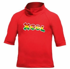XCEL Toddler's UPF 50+ Short Sleeve Rashguard