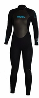 Xcel Women's SLX 5/4mm Wetsuit - NEWEST MODEL