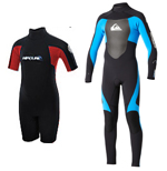 Youth & Junior Wetsuits