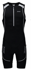 Zoot Men's Performance Tri Racesuit - Black/White