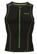 Zoot Men's Performance Tri Full Zip Tank