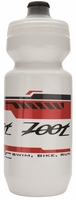Zoot�Sports Logo�Water Bottle - White