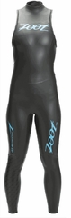 Zoot Women's Z Force 1.0 SL Wetzoot - Sleeveless Triathlon Wetsuit