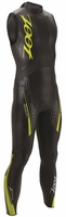 ZOOT Z Force 3.0 Wetsuit for Men's Sleeveless Triathlon