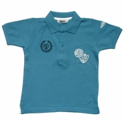 3Pommes Turquoise Polo
