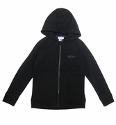 BOSS Hooded Zip-Up