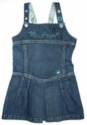 Chipie denim jumper