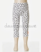 Deux Par Deux Dot Leggings