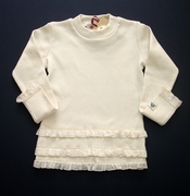 Floriane Ivory pullover